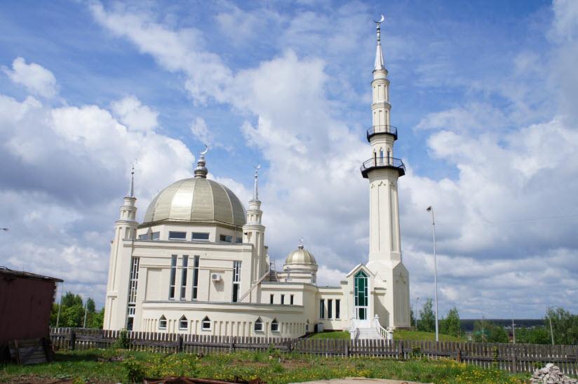 Мечеть Нур-Ихлас