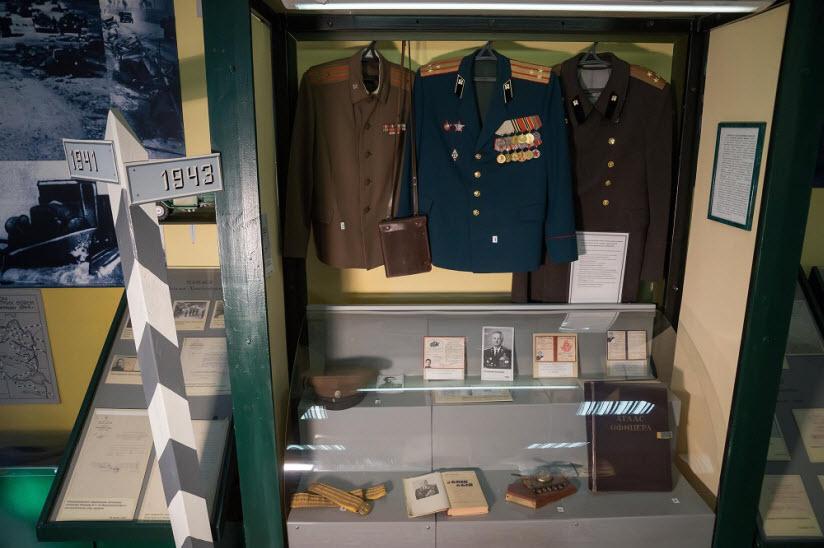 Музей истории автомобильных войск
