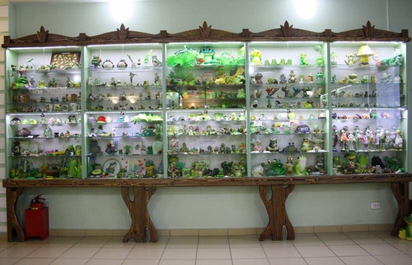 Музей «Лягушка царевна»