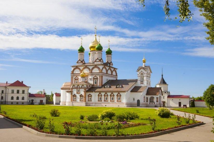 Варницкий Троице-Сергиев монастырь