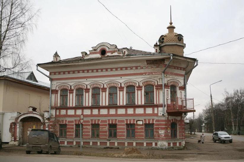 Дом Виноградовых