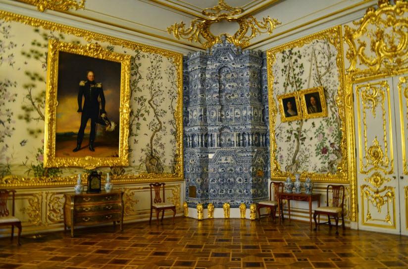 Экспозиции Екатерининского дворца