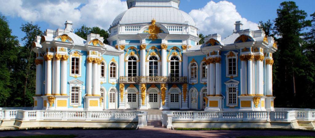Достопримечательности Царского Села (Ленинградская область)