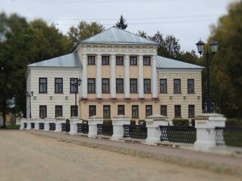 Историко-архитектурный и художественный музей