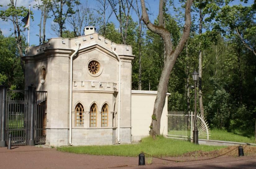 Красносельские ворота