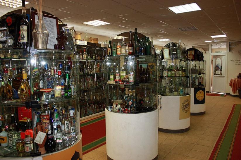 Музей русской водки в Угличе