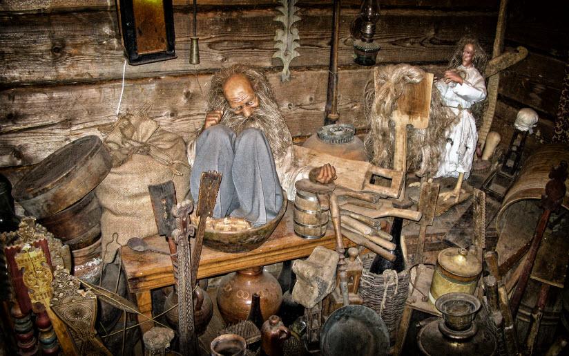 Музей суеверий и мифов