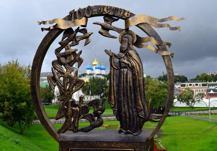 Памятник «Чудо о птицах»