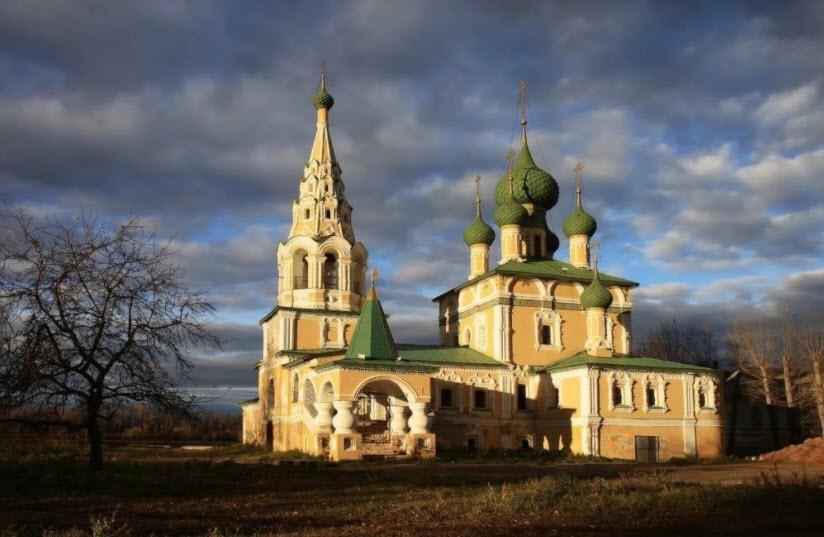 Рождественско-Предтеченский храм