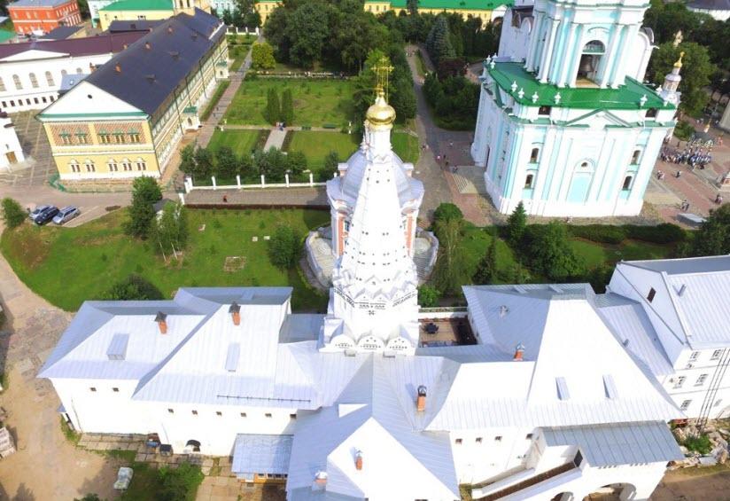 Церковь Савватия и Зосимы Соловецких