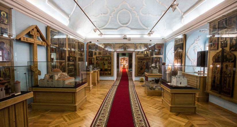 Церковно-археологический кабинет Православной академии
