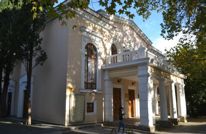 Чеховский театр