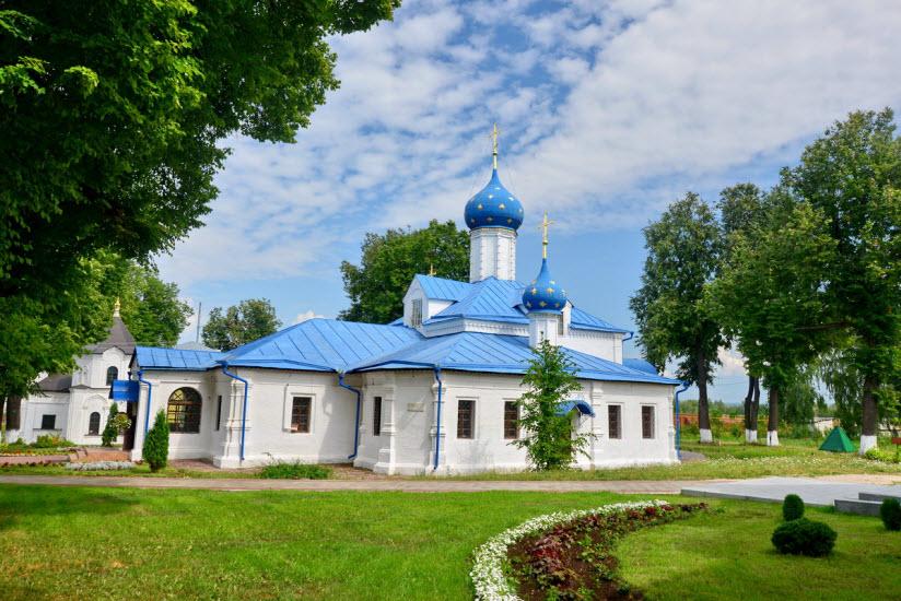 Федоровский монастырь