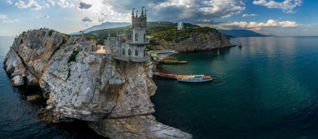 Важнейшие достопримечательности города Ялта (Крым)