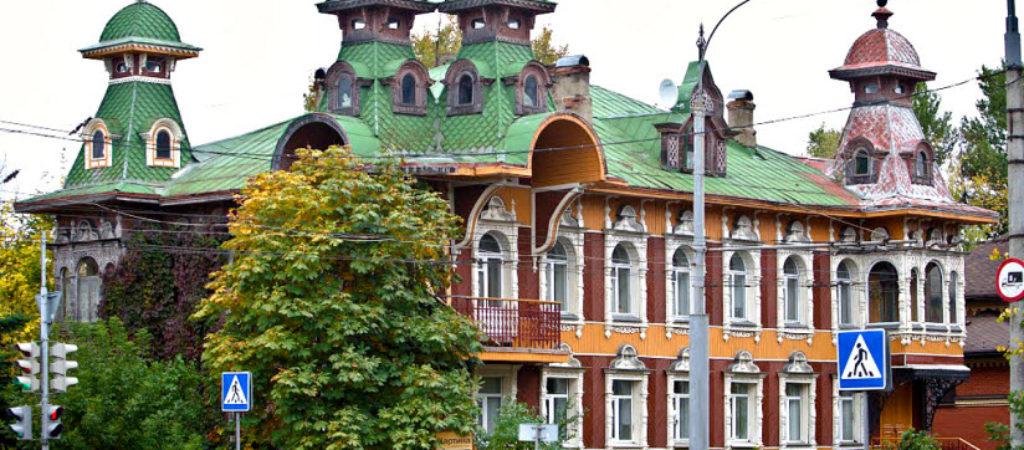 Самые главные достопримечательности города Рыбинск