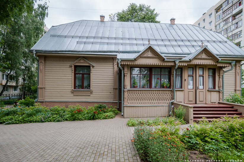 Дом-музей П. Кропоткина