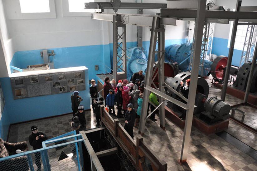 Музей «Белый уголь»