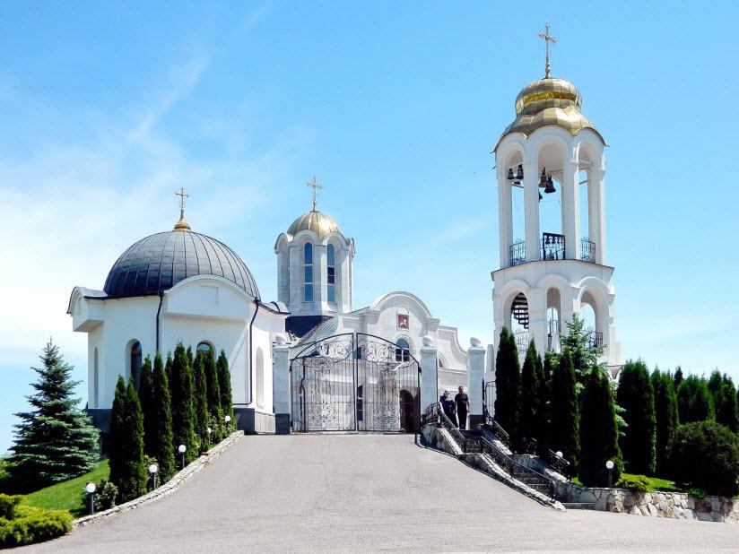 Свято-Георгиевская обитель