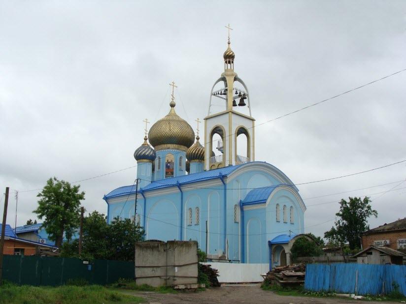 Церковь иконы Матери Божией Азовской
