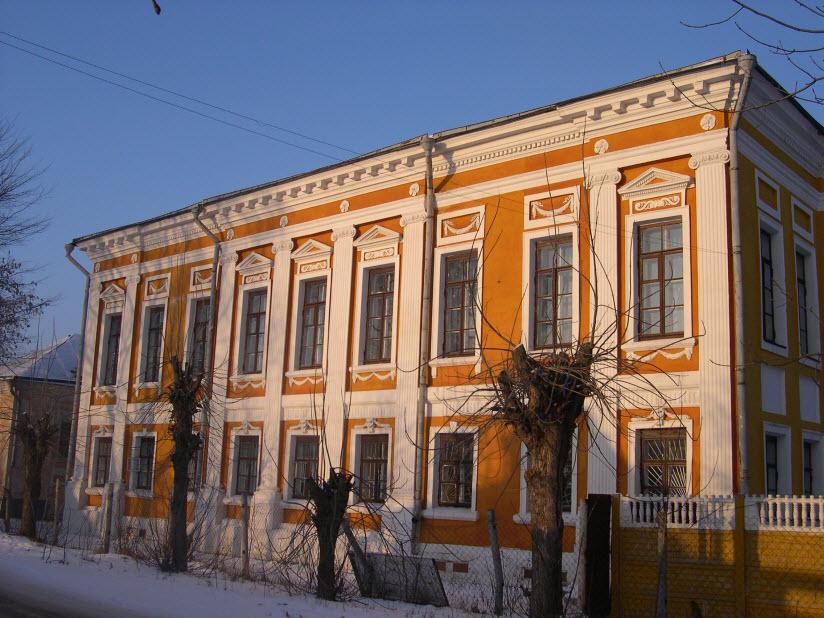 Тугаринов дом