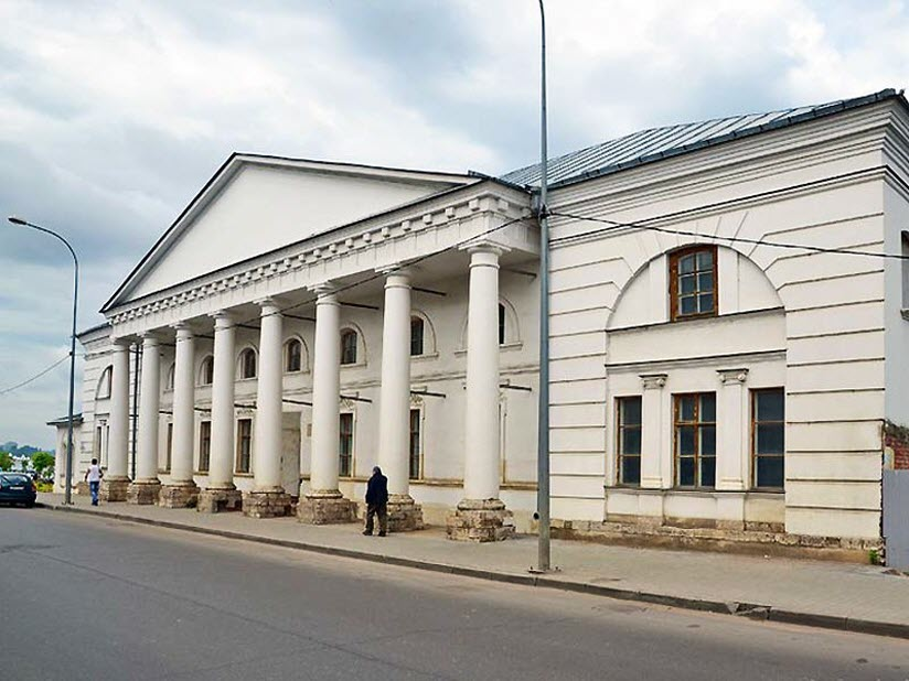 Здание Старой хлебной биржи