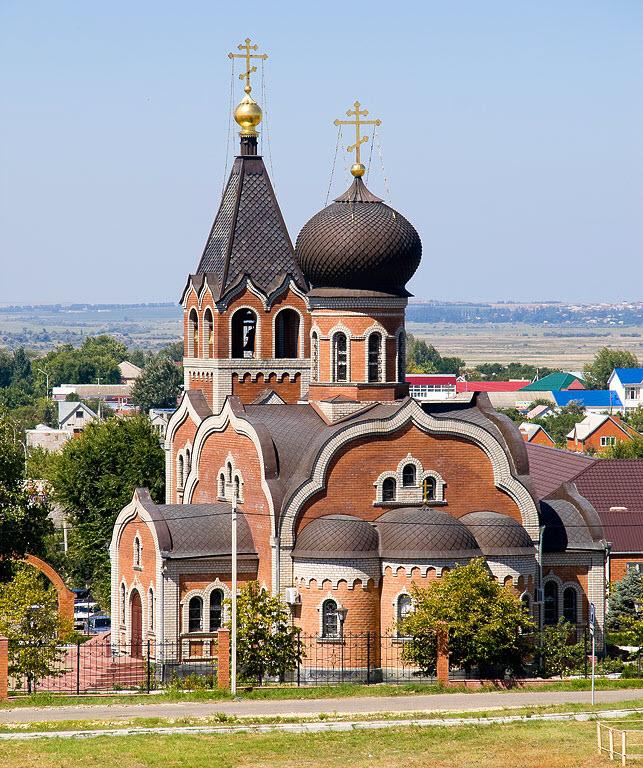 Архангельский храм