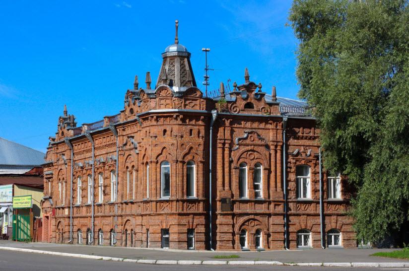 Дом А. Васенева