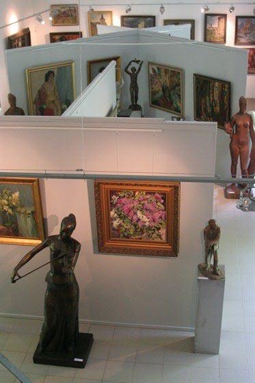 Музей 3D-скульптуры