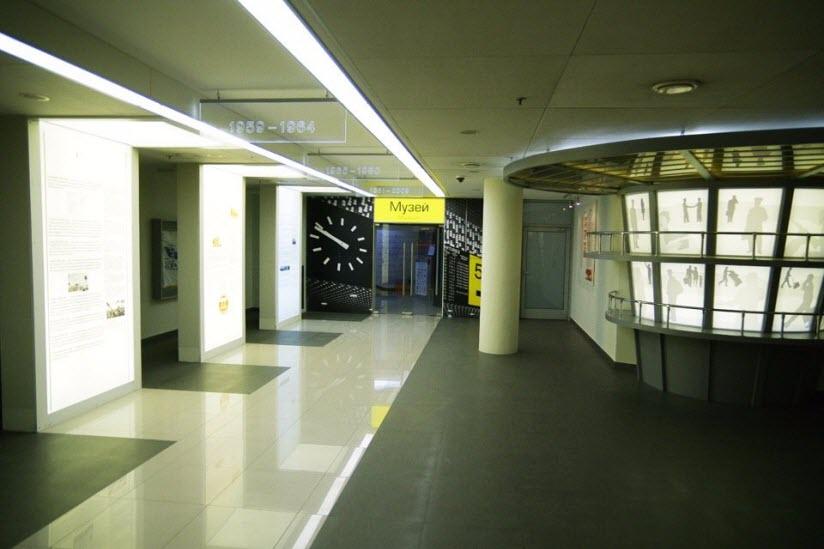 Музей аэропорта Шереметьево