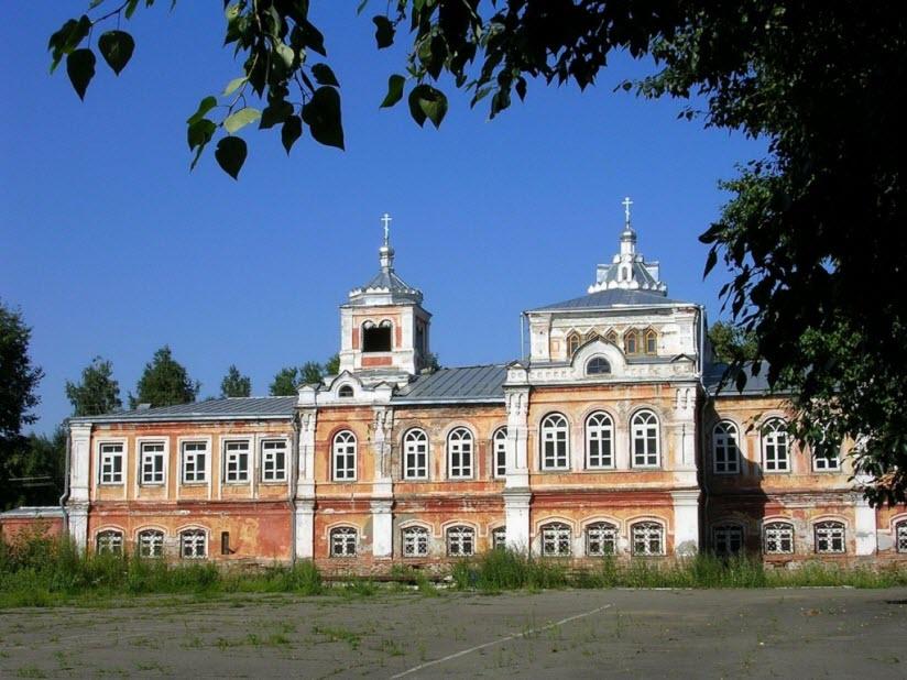 Музей истории духовной миссии Алтая