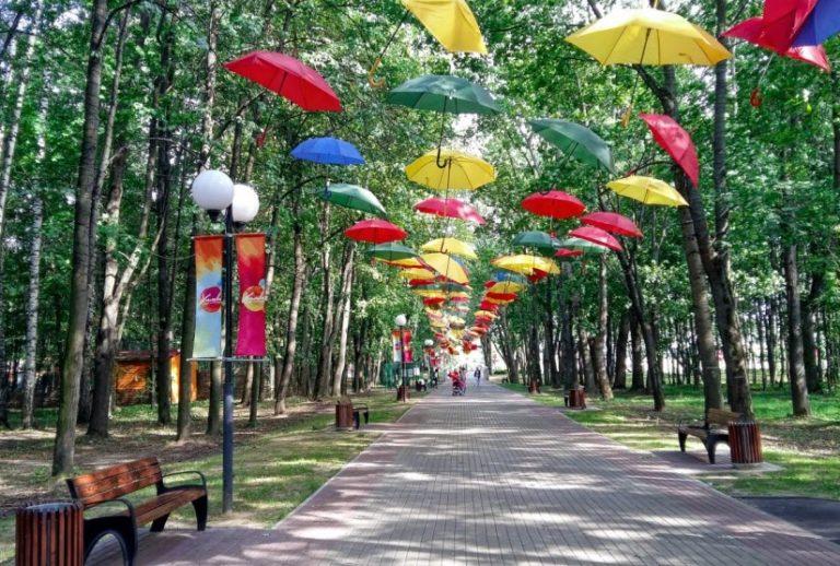 химки парк имени толстого фото зонтики латвии