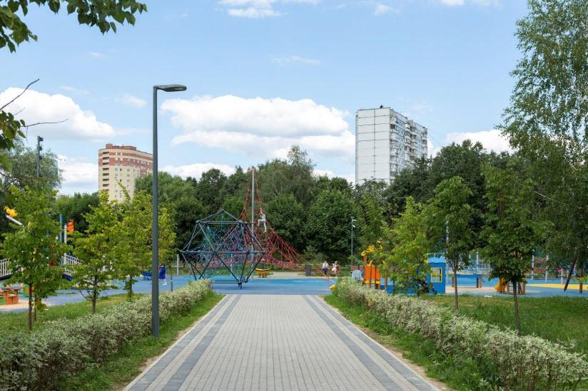 Сквер им. М. Рубцовой
