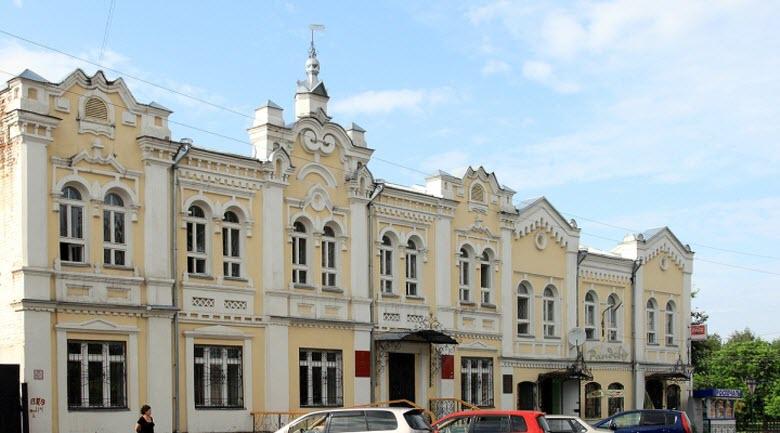 Торговый дом Игнатьева