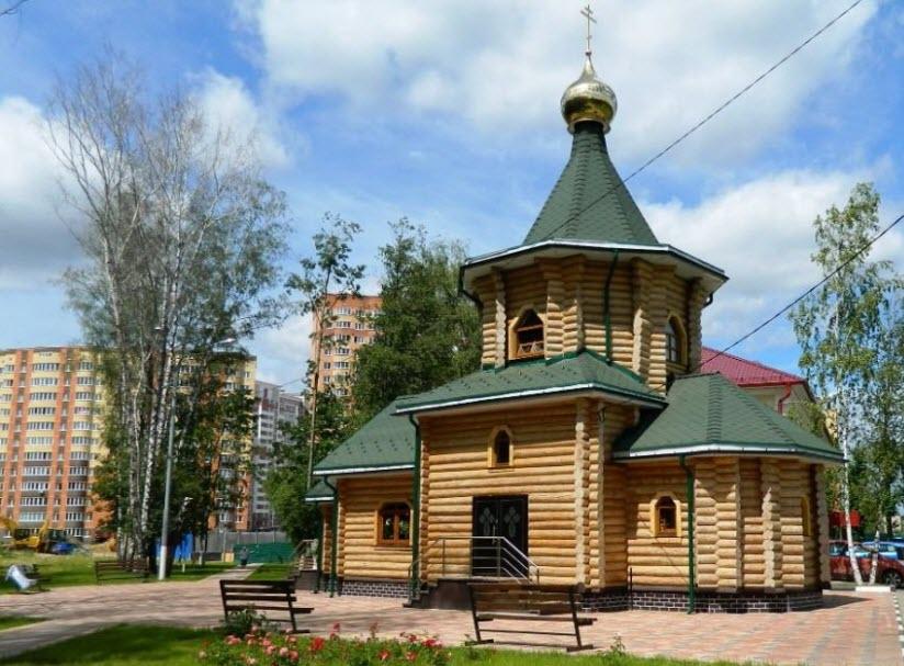 Церковь Петра и Февронии