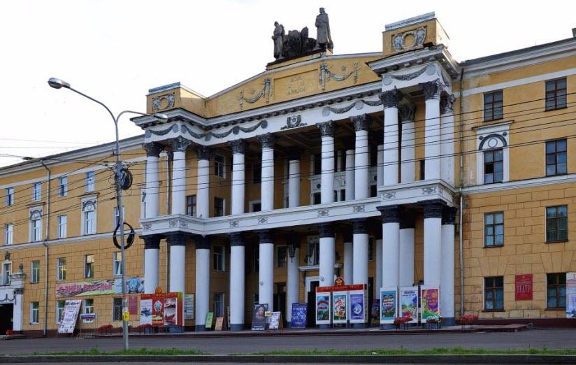Театр Восточного военного округа