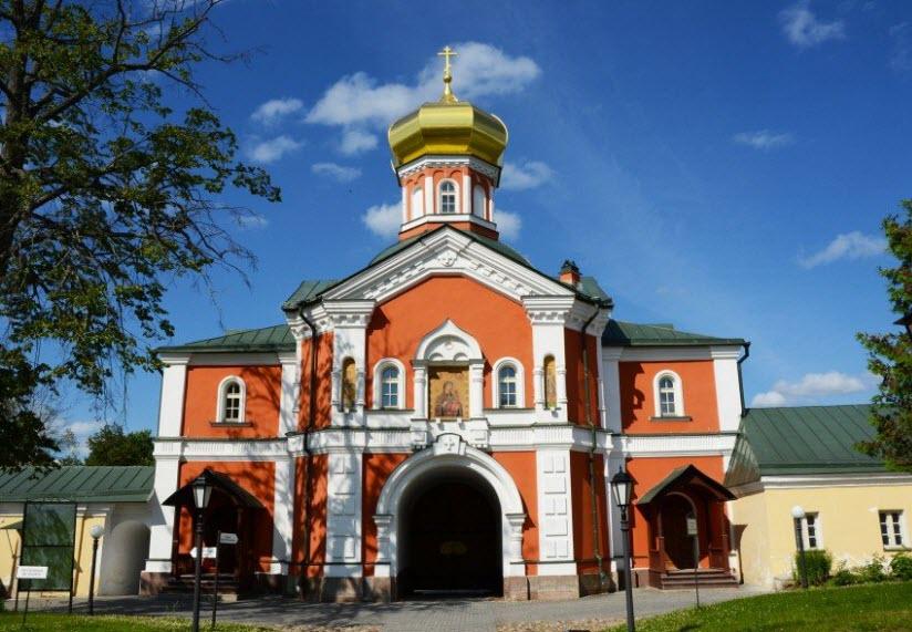 храм святителя Филиппа Московского