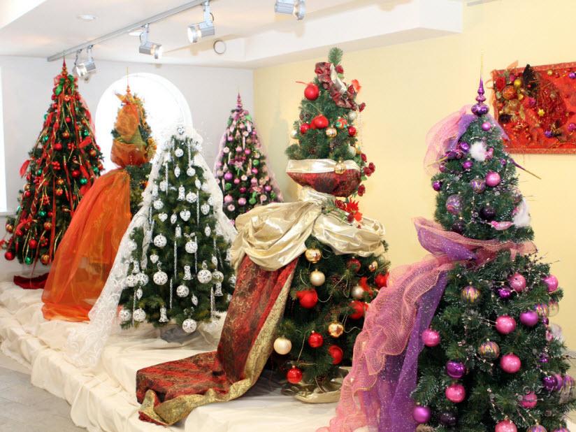 Музей елочной игрушки