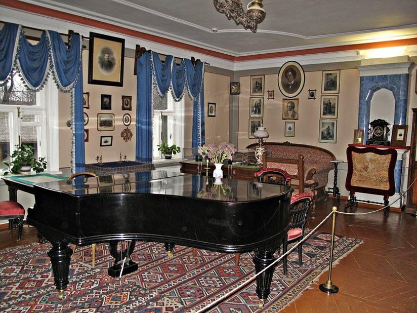 Музей-заповедник П.И. Чайковского