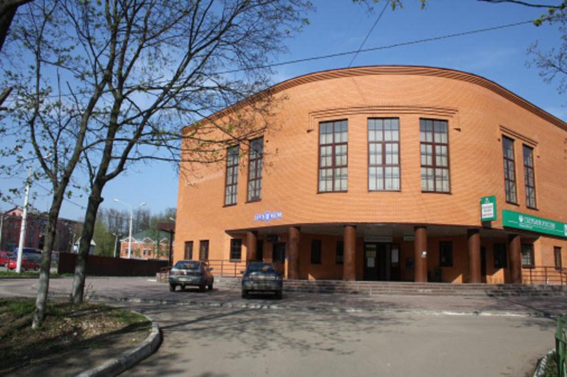 Выставочный зал им. Ю. Карапаева