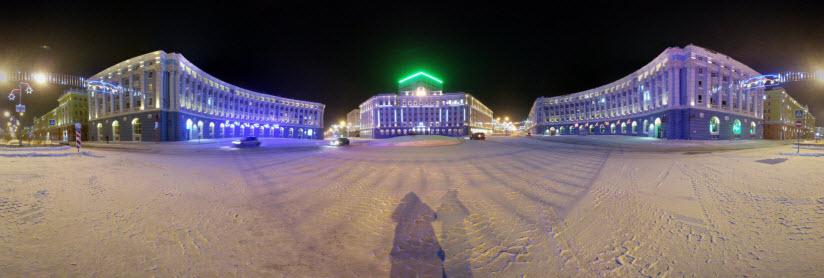 Гвардейская площадь