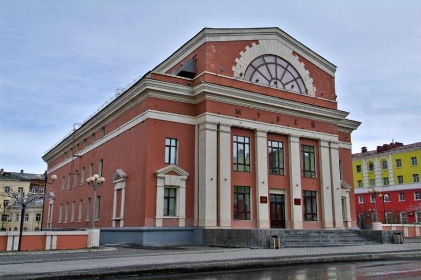 Музей истории норильского промрайона