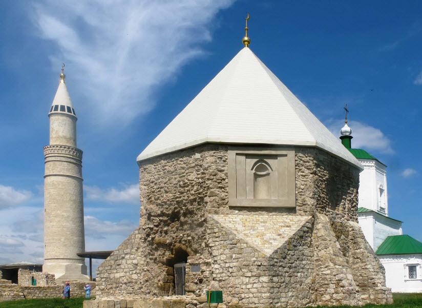 башня Восточного Булгара