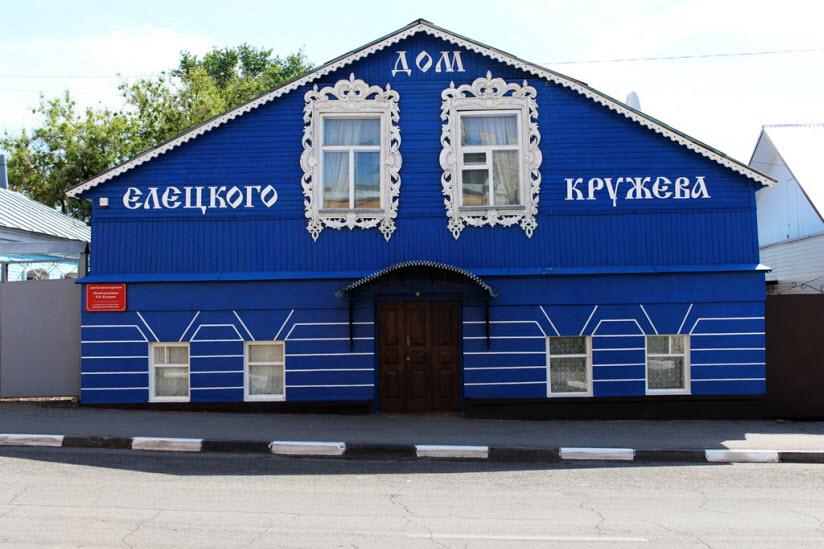 Дом Елецкого кружева