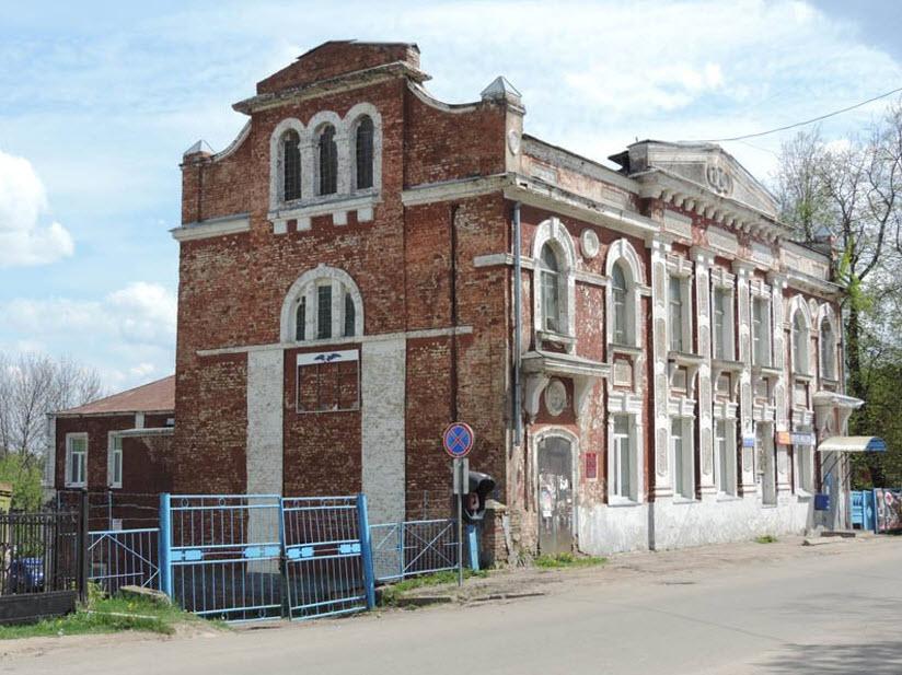 Дом купца Миронова