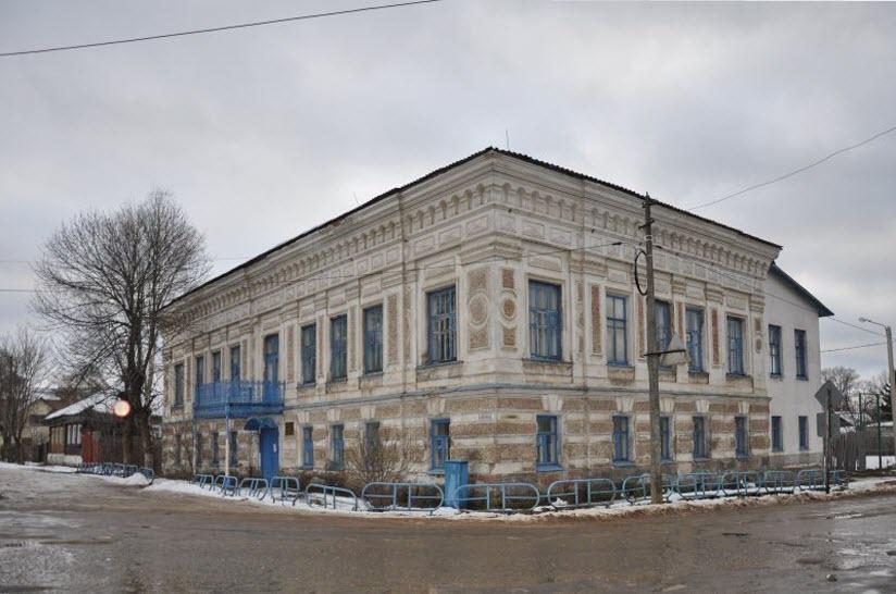 Дом купцов Ляховых