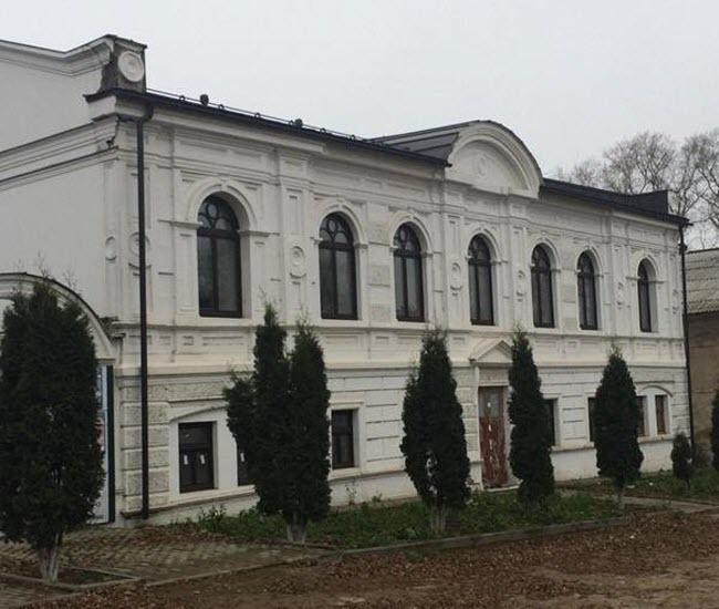 Дом купцов Семеновых
