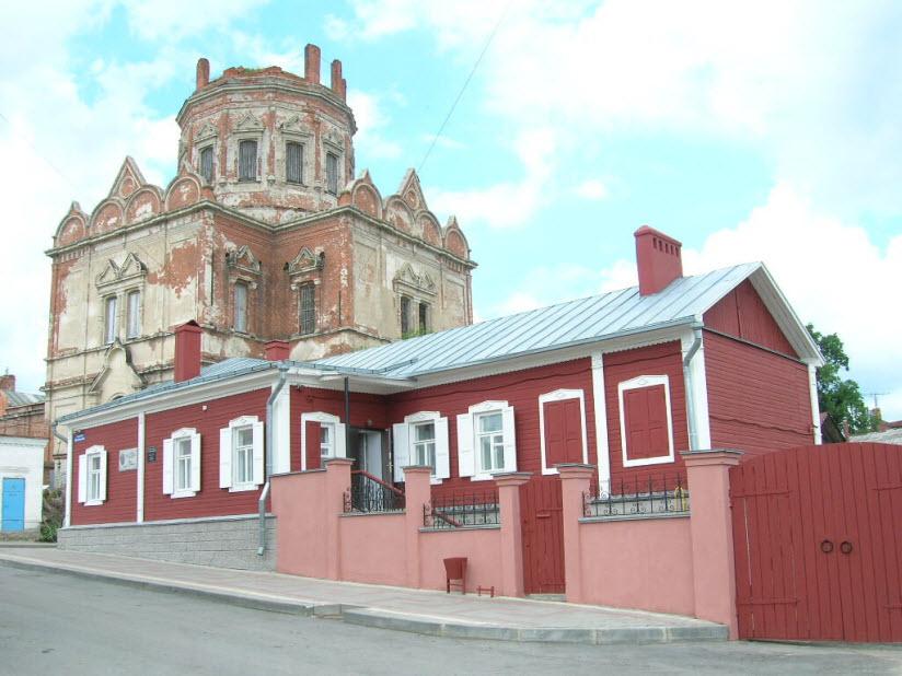 Дом-музей Тихона Хренникова