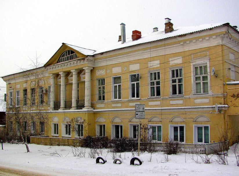 Дом Скорнякова