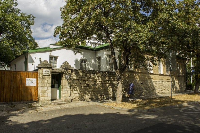 дом Верзилиных в Пятигорске в наши дни