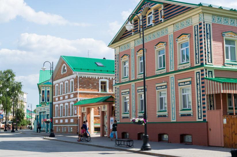 экскурсия по Старо-Татарской Слободе